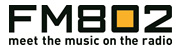 FM802 meet the music on the radio