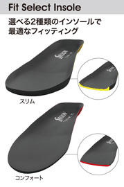 Fit Select Insole